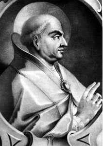 Image of Pope Saint Martin I