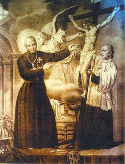 Image of St. Paul of the Cross