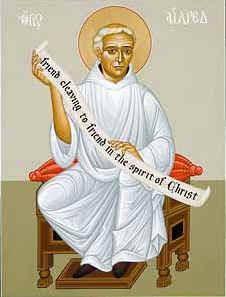 Image of St. Aelred of Rievaulx