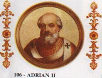 Image of Adrian II