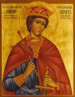 Image of St. Edward the Martyr