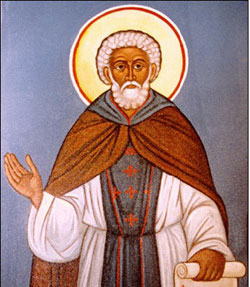 Image of St. Benedict the Moor
