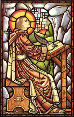 Image of St. Columbanus