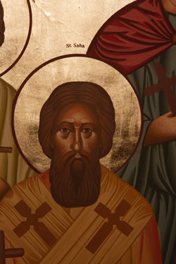 Image of St. Sabas of Serbia