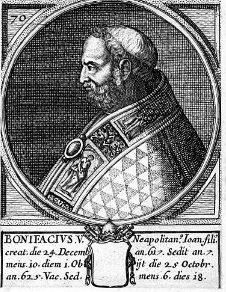 Image of Boniface V