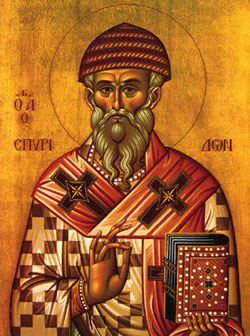 Image of St. Spyridon of Tremithius