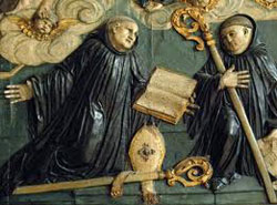Image of St. Benedict of Aniane