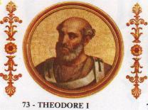 Image of Theodore I