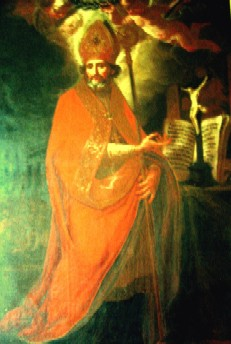 Image of St. Eusebius of Rome
