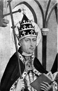 Image of St. Gregory II