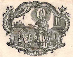 Image of St. Honorius