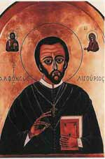 St. Alphonsus Marie Liguori: Saint of the Day for Saturday, August 01, 2015