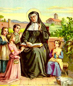 Image of St. Angela Merici