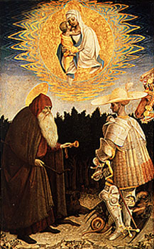 St. Anthony the Abbot: Saint of the Day for Tuesday, January 17, 2017