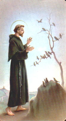 St. Francis of Assisi: Saint of the Day for Sunday, October 04, 2015