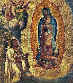 Image of St. Juan Diego