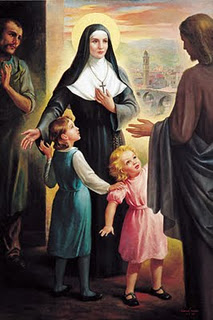 Image of St. Benedicta Cambiagio Frassinello