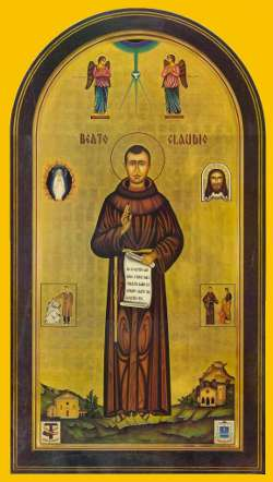 Image of Bl. Claudio Granzotto