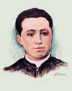 Image of Bl. David Uribe-Velasco
