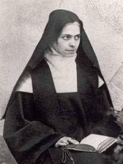 Image of Bl. Elizabeth of the Trinity