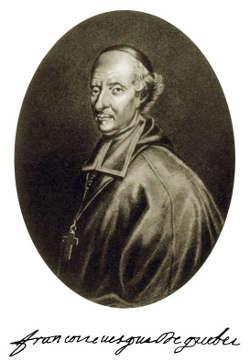 Image of Bl. Francis de Laval