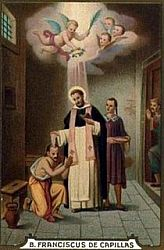 Image of St. Francis Ferdinand de Capillas