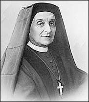 Image of St. Francisca Salesia Aviat