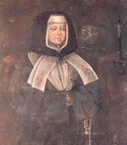 Image of St. Jeanne Delanoue