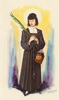 Image of Bl. Magdalena of Nagasaki