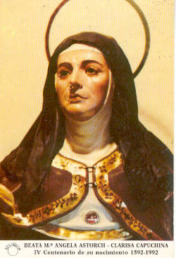 Image of Bl. Maria Angela Astorch
