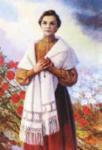 Image of Bl. Angela Salawa