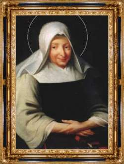 Image of Bl. Marie Poussepin