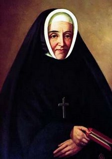 Image of Bl. Marie-Anne Blondin