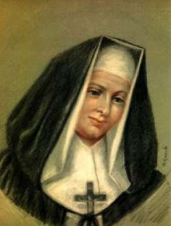 Image of Bl. Marie-Louise Trichet