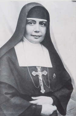 Image of Bl. Nazaria Ignacia March Mesa