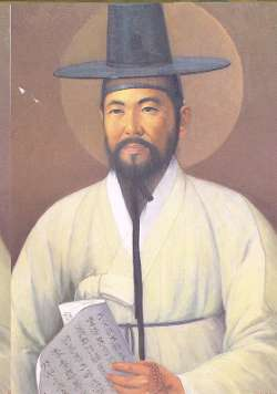 Image of St. Paul Chong Hasang