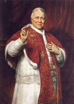 Image of Bl. Pius IX