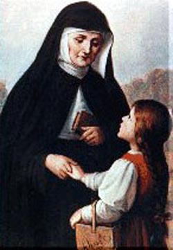 Image of Bl. Theresa of Jesus Gerhardinger