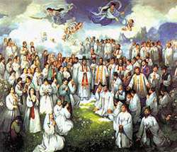 Image of St. Barbara Ko Suni