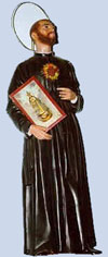 Image of St. Roque Gonzalez de Santa Cruz