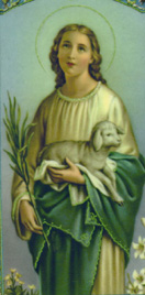 Image of St. Agnes