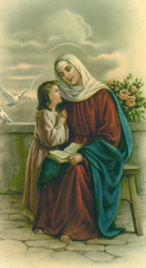 Sts. Joachim and Anne: Saint of the Day for Tuesday, July 26, 2016