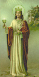 Image of St. Barbara