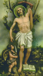 St. Bartholomew: Saint of the Day for Wednesday, August 24, 2016