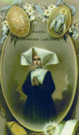 St. Catherine Laboure: Saint of the Day for Saturday, November 28, 2015
