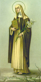 St. Catherine of Siena: Saint of the Day for Friday, April 29, 2016