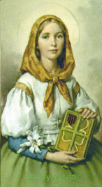 Image of St. Dymphna