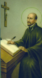 St. Ignatius Loyola: Saint of the Day for Friday, July 31, 2015