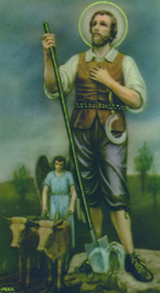 Image of St. Isidore, the Farmer