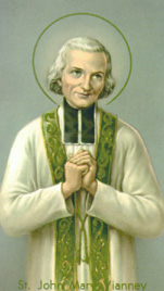 St. John Vianney: Saint of the Day for Tuesday, August 04, 2015